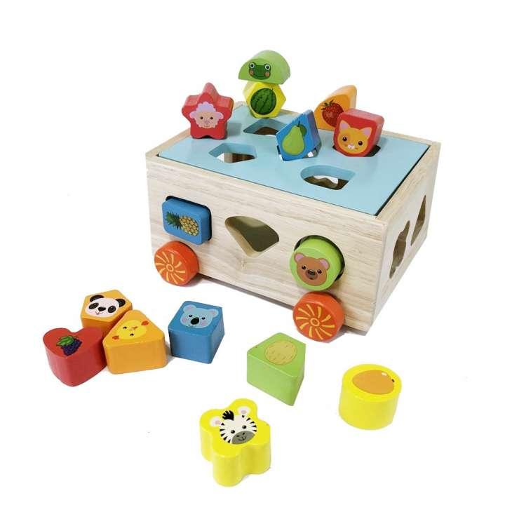 Kocke i Umetaljke za bebe