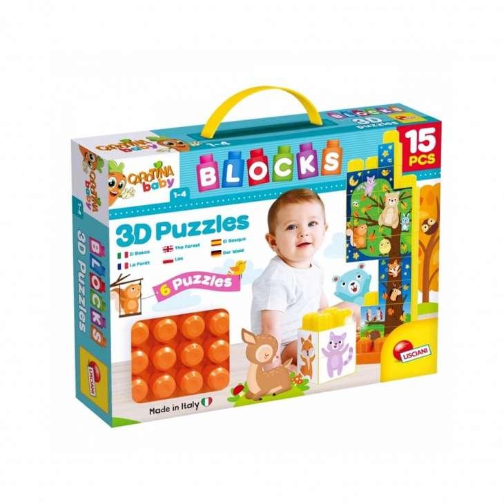 Plastične kocke za decu