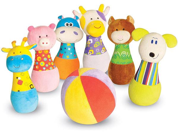 Plišane igračke za bebe