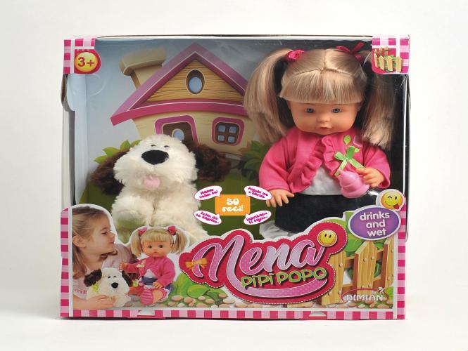 Lutke i dodaci za lutke