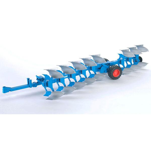 Plug Lemken Semi - mounted Bruder-022501