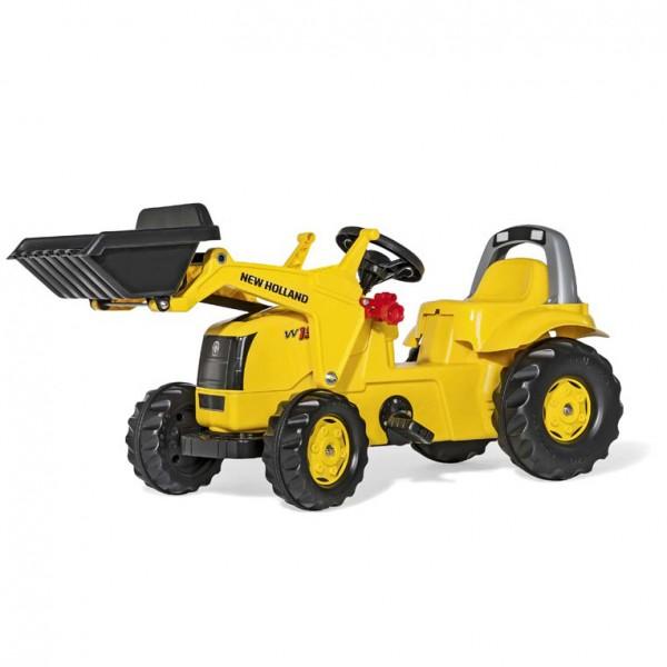 Traktor Rolly kid New Holand Construction 025053