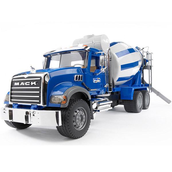 Kamion Mack mešalica za beton Bruder-028145