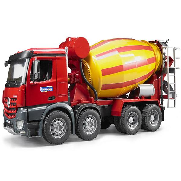 Kamion mešalica Bruder MB Arocs-036546