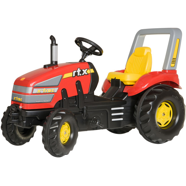 Traktor na pedale Rolly Toys X-Trac 6 035557