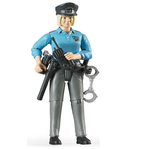 Figura žena Policajka Bruder-604301