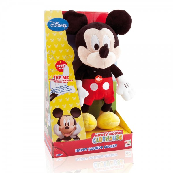 Plišani Miki Maus Happy Sounds Mickey Mouse