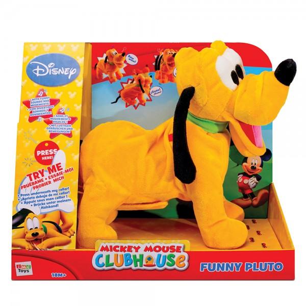 Plišana igračka Happy Sounds Pluton