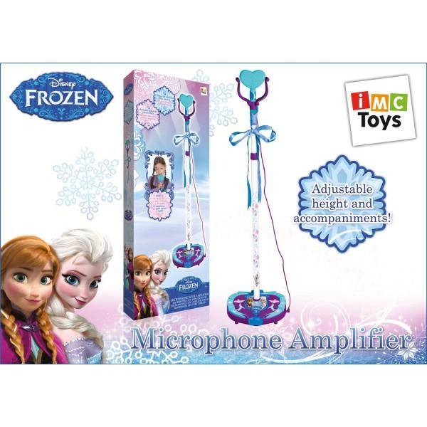 Frozen mikrofon s pojačalom na stalku
