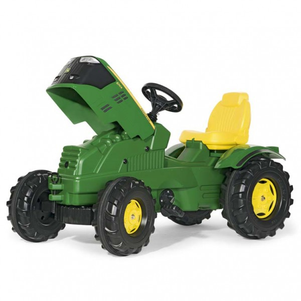 Traktor na pedale Rolly Toys Farmtrac John Deere 6210R-601066