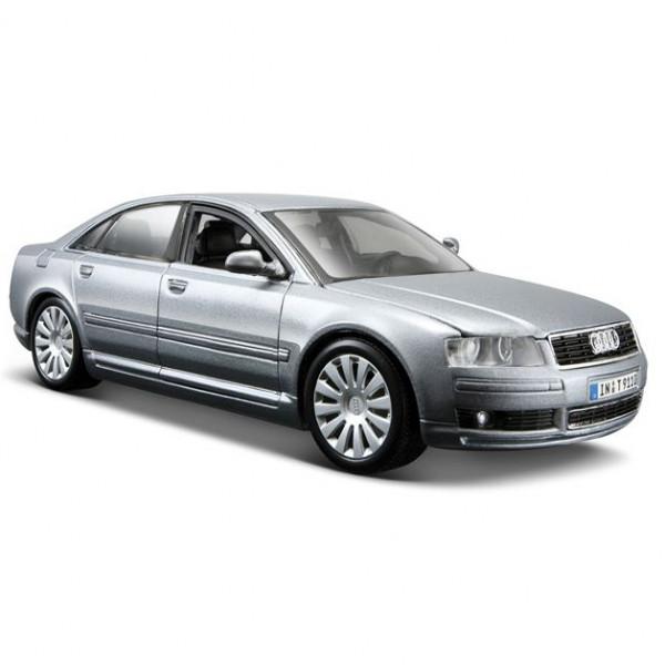Metalni automobil 1:26 Audi A8
