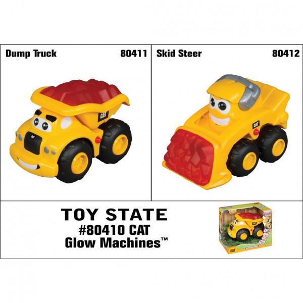 Igračka CAT Glow Machines 14 cm, svetla i zvuk