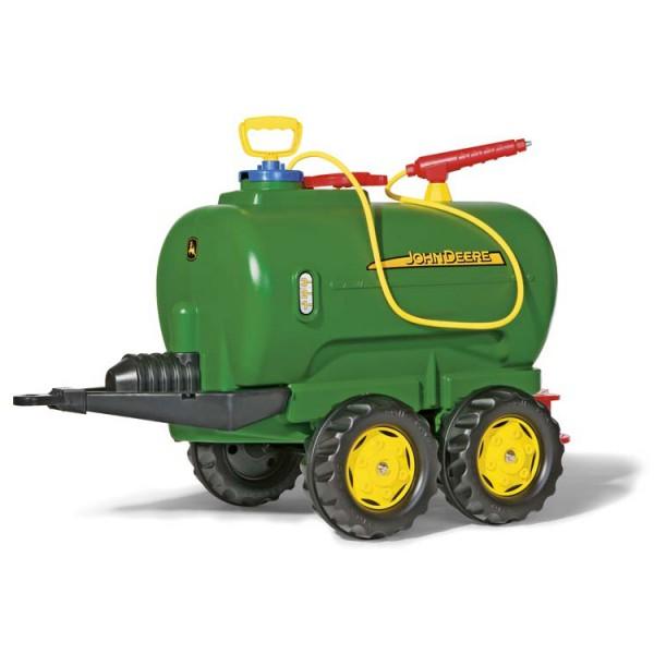 Prikolica sa cisternom tanker John Deere Rolly Toys-122752