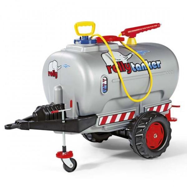Prikolica sa cisternom Tanker siva Rolly Toys-122776