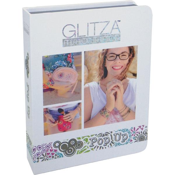 Set Glitza tatoo napravi sama svoj tatoo nakit od blistavog štrasa-078153