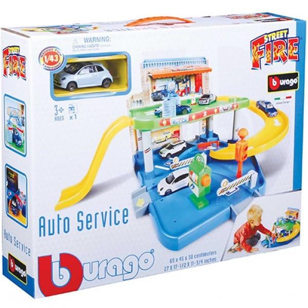 Burago Auto Service