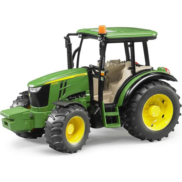 Traktor Bruder John Deere 5115M-021061
